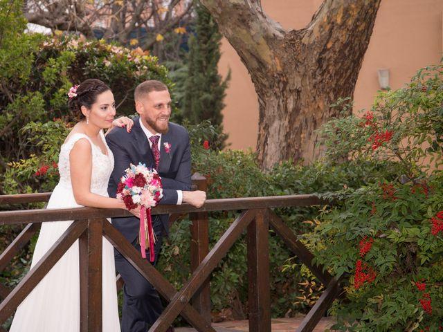 La boda de Edu y Carmen en Madrid, Madrid 82