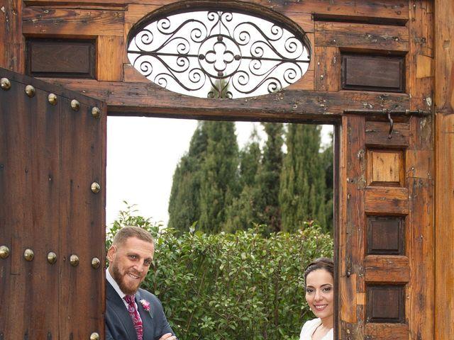 La boda de Edu y Carmen en Madrid, Madrid 86