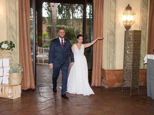 La boda de Edu y Carmen en Madrid, Madrid 93