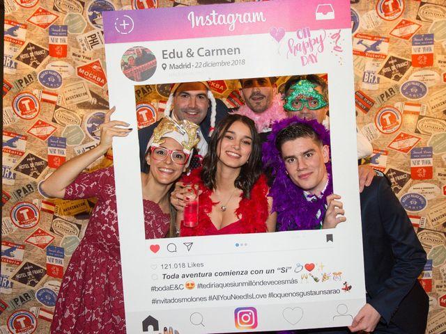 La boda de Edu y Carmen en Madrid, Madrid 106
