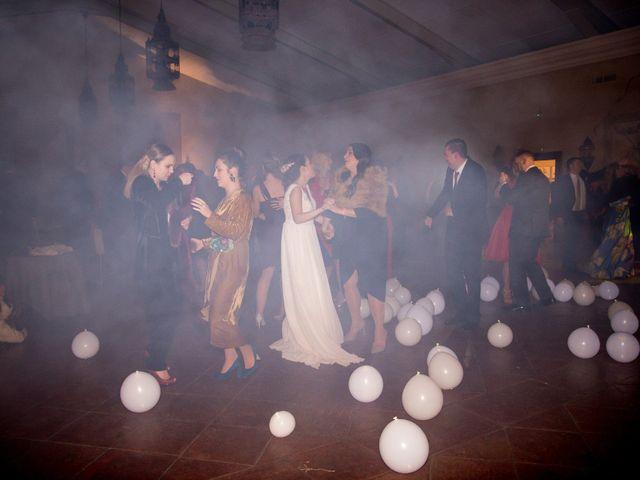 La boda de Edu y Carmen en Madrid, Madrid 109