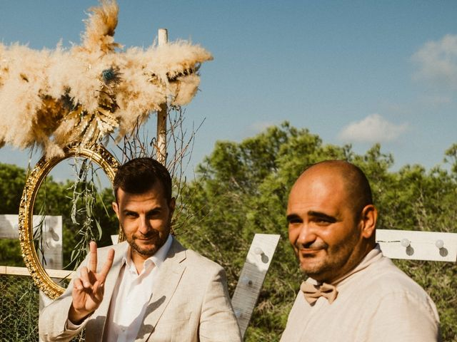 La boda de Ivan y Luis en La Mata, Alicante 48