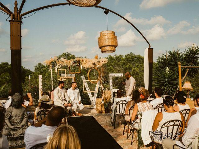 La boda de Ivan y Luis en La Mata, Alicante 64