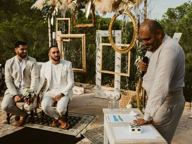 La boda de Ivan y Luis en La Mata, Alicante 66