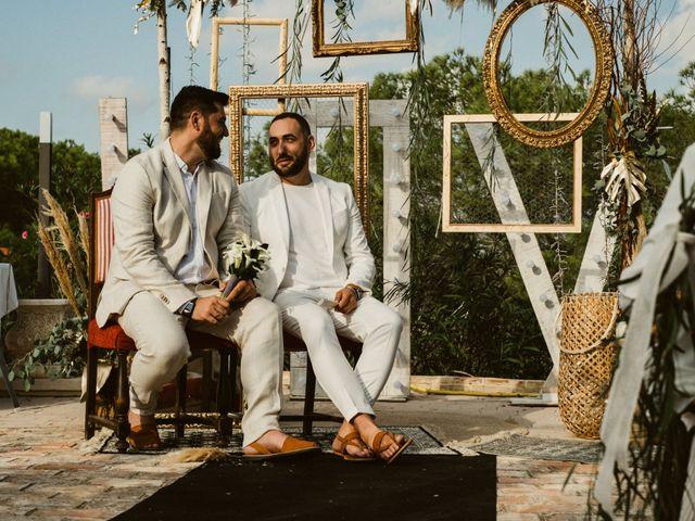 La boda de Ivan y Luis en La Mata, Alicante 68