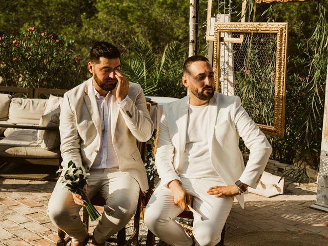 La boda de Ivan y Luis en La Mata, Alicante 70