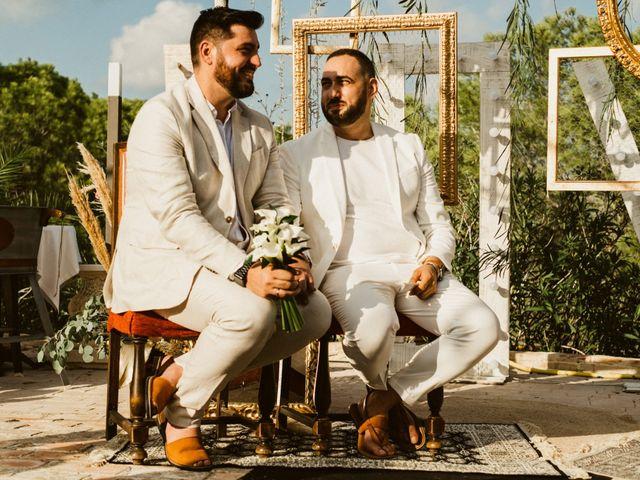 La boda de Ivan y Luis en La Mata, Alicante 73