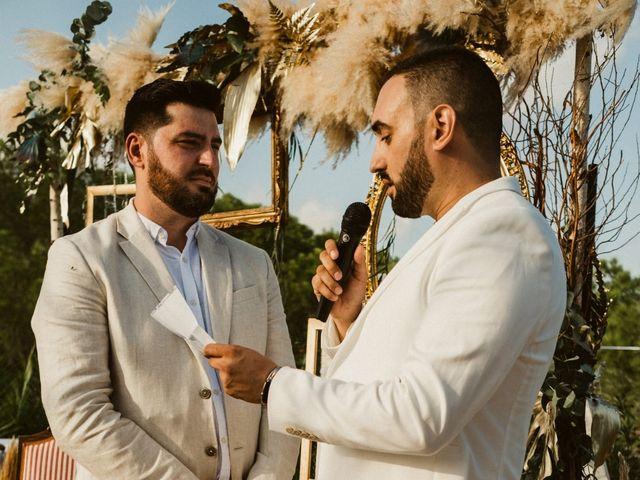 La boda de Ivan y Luis en La Mata, Alicante 74
