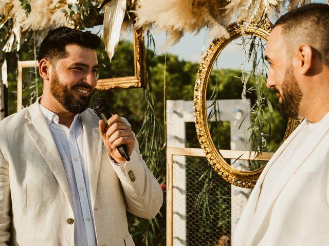 La boda de Ivan y Luis en La Mata, Alicante 77
