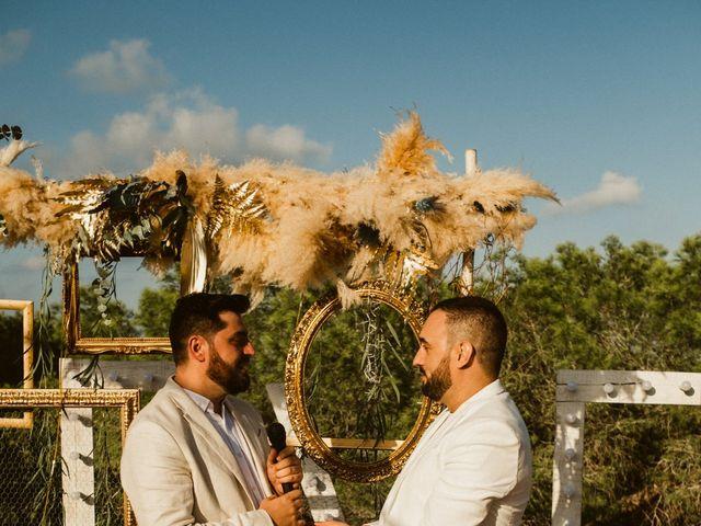 La boda de Ivan y Luis en La Mata, Alicante 79