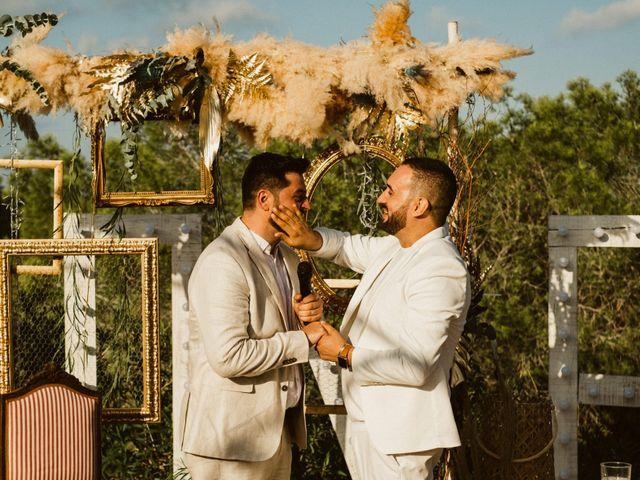 La boda de Ivan y Luis en La Mata, Alicante 1