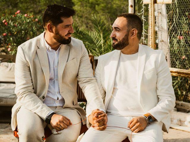 La boda de Ivan y Luis en La Mata, Alicante 82