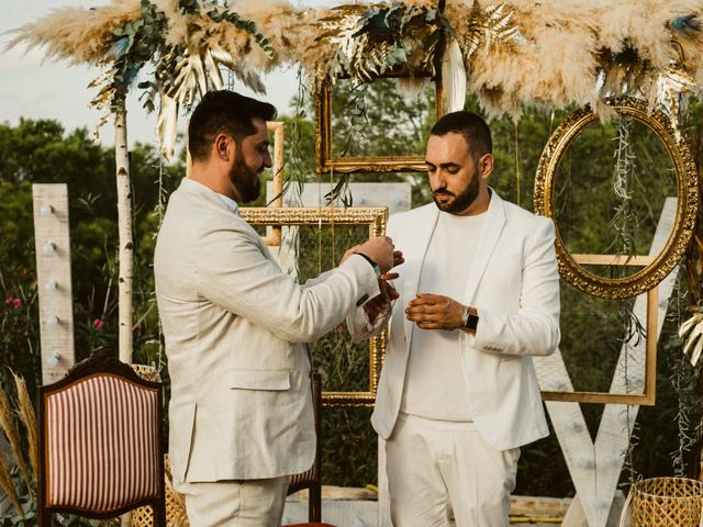 La boda de Ivan y Luis en La Mata, Alicante 83