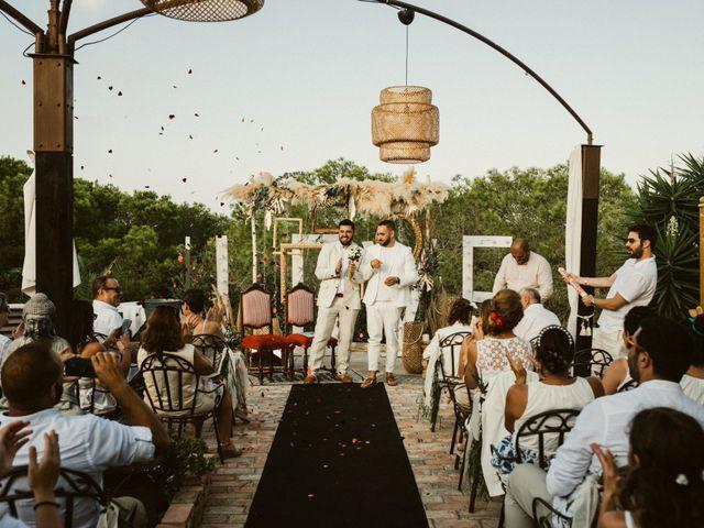 La boda de Ivan y Luis en La Mata, Alicante 86