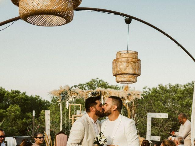 La boda de Luis y Ivan