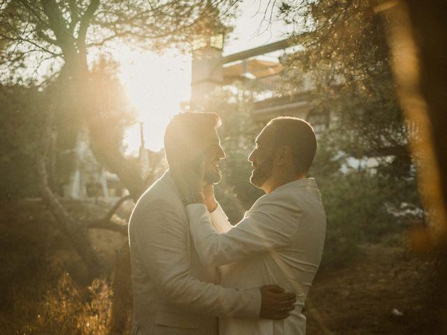 La boda de Ivan y Luis en La Mata, Alicante 91