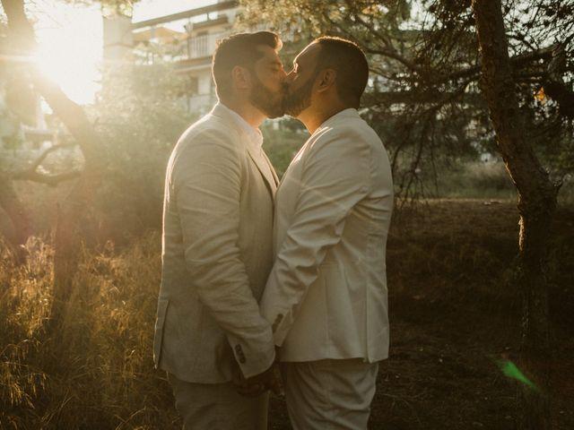 La boda de Ivan y Luis en La Mata, Alicante 92