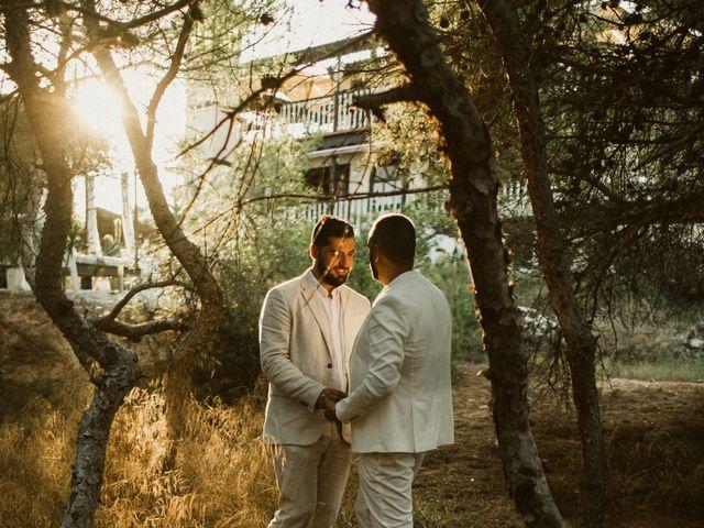 La boda de Ivan y Luis en La Mata, Alicante 93