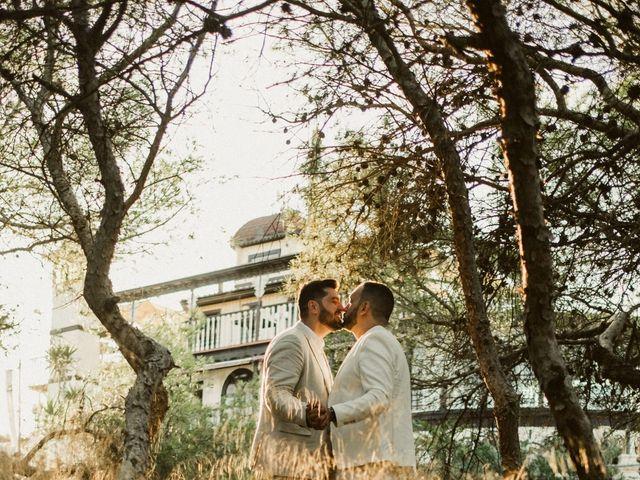 La boda de Ivan y Luis en La Mata, Alicante 94