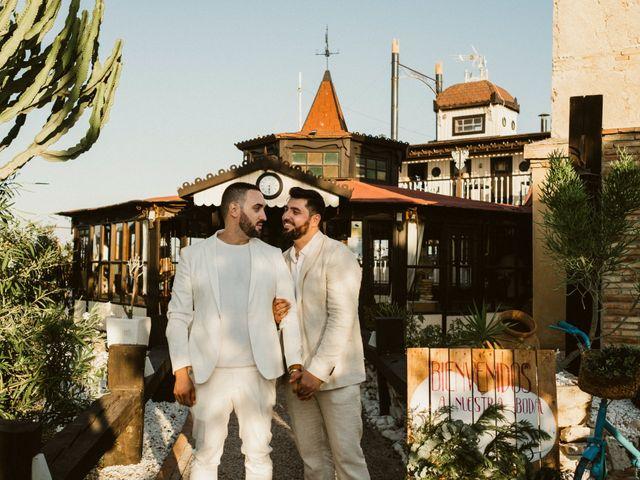 La boda de Ivan y Luis en La Mata, Alicante 96