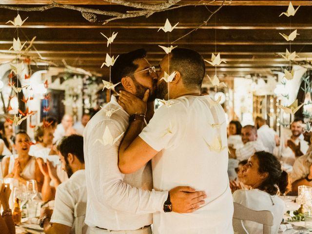La boda de Ivan y Luis en La Mata, Alicante 123