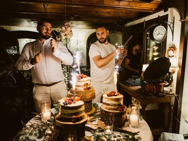 La boda de Ivan y Luis en La Mata, Alicante 124
