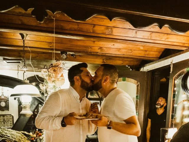La boda de Ivan y Luis en La Mata, Alicante 127