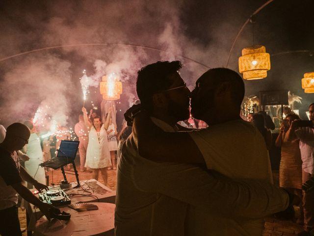 La boda de Ivan y Luis en La Mata, Alicante 135