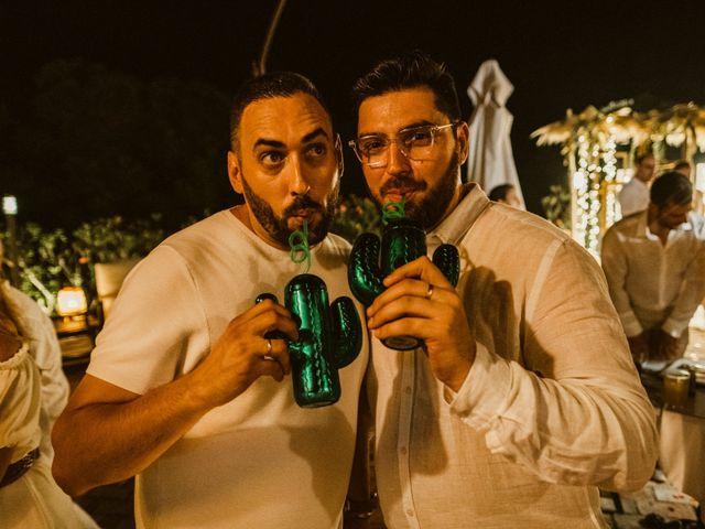 La boda de Ivan y Luis en La Mata, Alicante 140