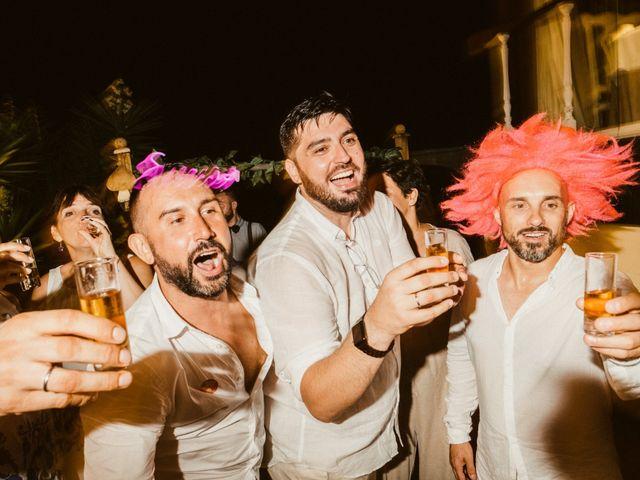 La boda de Ivan y Luis en La Mata, Alicante 153
