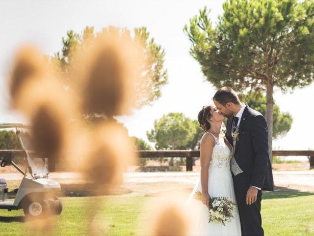 La boda de Jonathan y Noemi en Alalpardo, Madrid 4