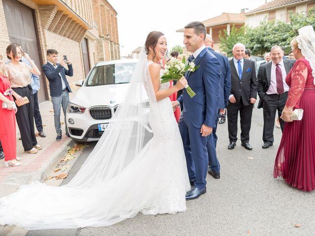 La boda de Félix y Patricia en Dicastillo, Navarra 18