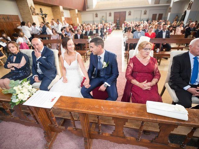 La boda de Félix y Patricia en Dicastillo, Navarra 21