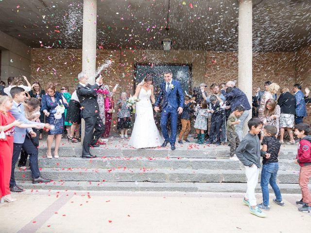 La boda de Félix y Patricia en Dicastillo, Navarra 22
