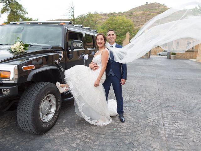 La boda de Félix y Patricia en Dicastillo, Navarra 1