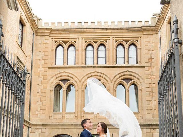 La boda de Félix y Patricia en Dicastillo, Navarra 24