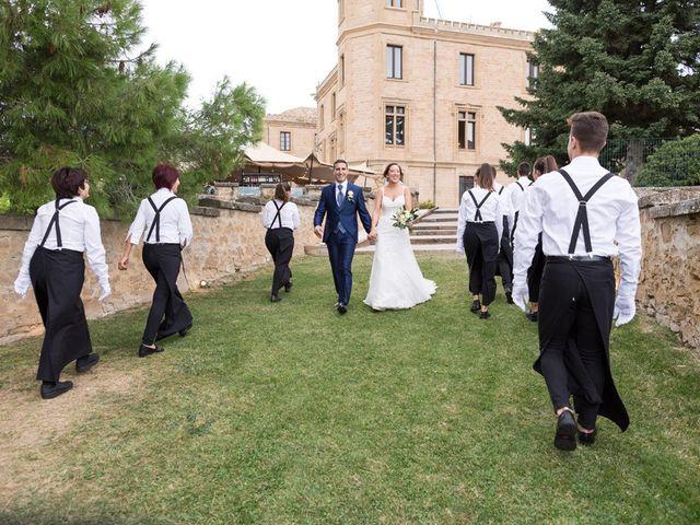 La boda de Félix y Patricia en Dicastillo, Navarra 25