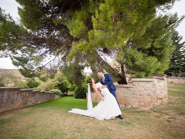 La boda de Félix y Patricia en Dicastillo, Navarra 2