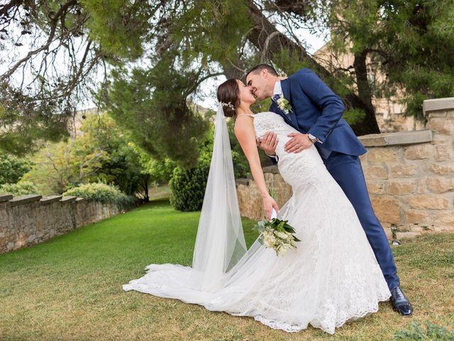 La boda de Félix y Patricia en Dicastillo, Navarra 27