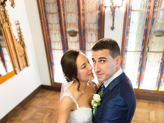 La boda de Félix y Patricia en Dicastillo, Navarra 30