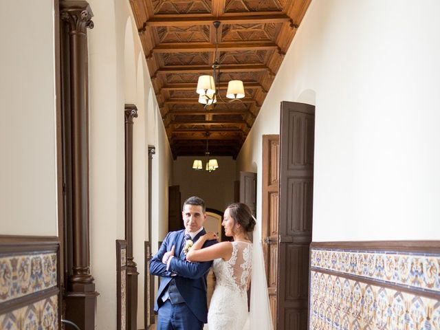 La boda de Félix y Patricia en Dicastillo, Navarra 34