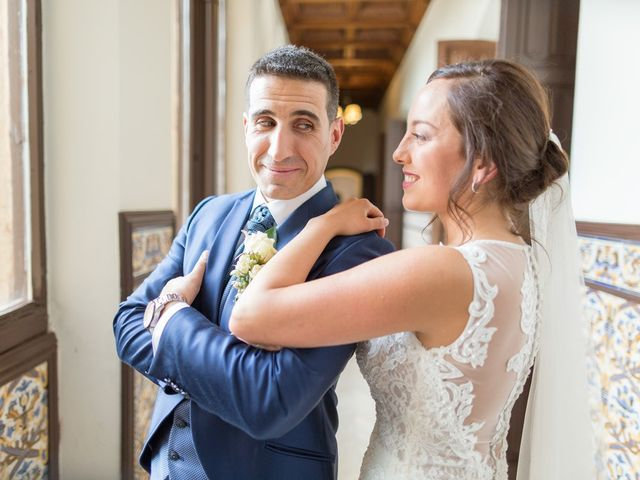 La boda de Félix y Patricia en Dicastillo, Navarra 35