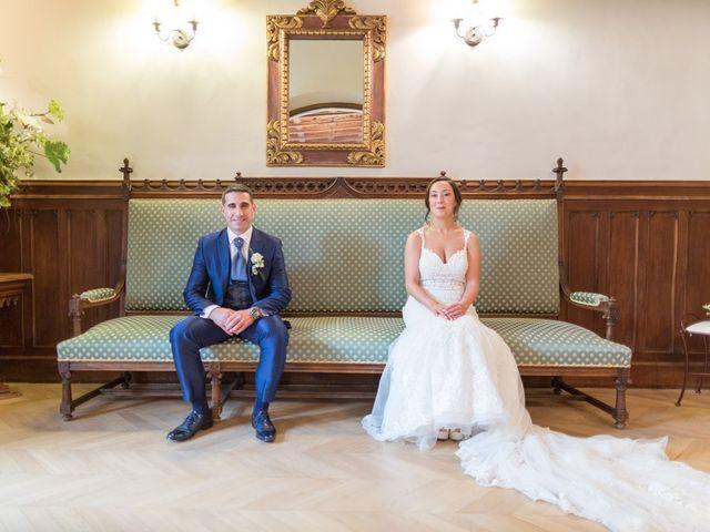 La boda de Félix y Patricia en Dicastillo, Navarra 36