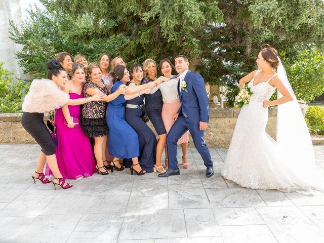 La boda de Félix y Patricia en Dicastillo, Navarra 40
