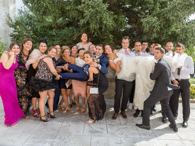La boda de Félix y Patricia en Dicastillo, Navarra 41