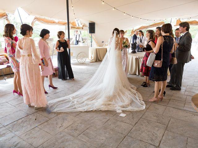 La boda de Félix y Patricia en Dicastillo, Navarra 42