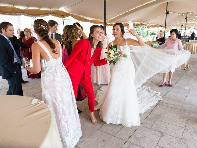 La boda de Félix y Patricia en Dicastillo, Navarra 43