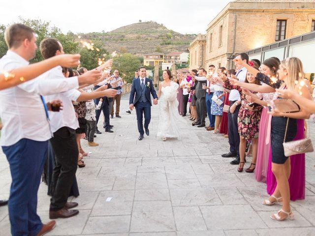 La boda de Félix y Patricia en Dicastillo, Navarra 47