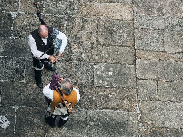 La boda de Abraham y Bea en Vilaboa (Rutis), A Coruña 6
