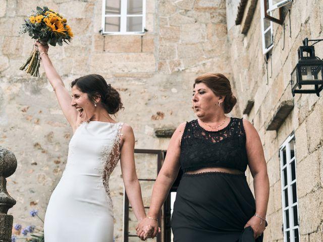 La boda de Abraham y Bea en Vilaboa (Rutis), A Coruña 15